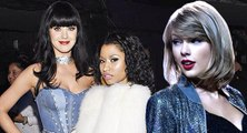 Katy Perry DISSES Taylor Swift | Nicki Minaj Taylor Swift 'Bad Blood'