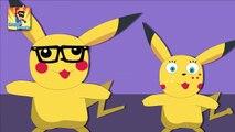 Pokemon Cartoon Finger Family Nursery Rhymes | Pokemon Finger Family Children Nursery Rhym