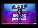 Héroes Anónimos. Actuación de Ernesto Sevilla