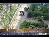 كاميرات المراقبة بجامعة عين شمس ترصد فضائح طلبة الاخوان
