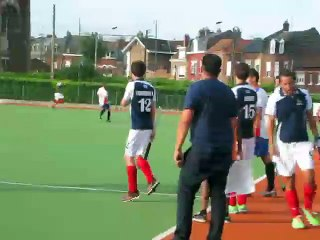 Hockey: France-Russie