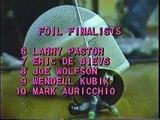 NCAA Champs 1980 Foil Finalists