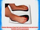 HoMedics FM-TS9-EU Deluxe Shiatsu-Fu?massageger?t (mit W?rmefunktion)