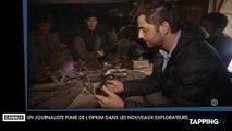 Les Nouveaux Explorateurs : Un journaliste fume de la drogue à l'antenne !