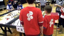 E-Bots Loudmouths at Ontario Provincials Smart Move FLL 2009