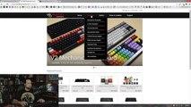 WASD Keyboards Code & V2 - Cherry MX   Pistol & Logan's New Keyboards