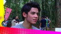 Aliando Syuting Pasca Lebaran - Cumicam 24 Juli 2015