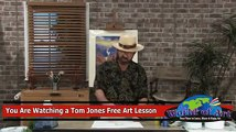 How to Paint Waterfalls with Tom Jones