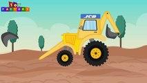 JCB for children   Monster JCB Trucks   jcb video for children