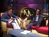JOE STRUMMER  rare interview 1988 (UK 'Night Network CH4) The Clash