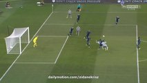 0-1 Karim Benzema Amazing Volley Goal   Manchester City v. Real Madrid - International Champions Cup 24.07.2015