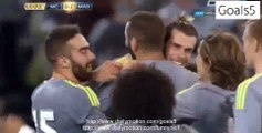 Karim Benzema Goal Manchester City 0 - 1 Real Madrid International Champions Cup Friendly 24-7-2015