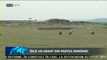 Încă un grant din partea României. Agenţia Naţională pentru Siguranţa Alimentelor a primit un grant de 100 000 de euro din partea Guvernului României.