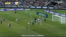 Samir Nasri Fantastic Shot Manchester City vs Real Madrid