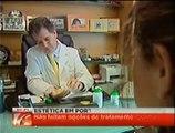 Jornal da Noite - SIC - Tratamentos Calvice