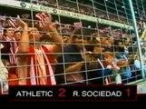 Athletic Bilbao campeón Liga y Copa 83-84. El último doblete