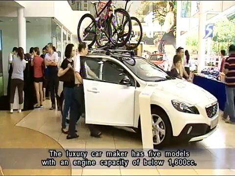 High traffic at car showrooms after COE tweaks
