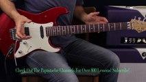 Hard Rock Soloing Tips - Pentatonic Licks - Guitar Lesson - How To Solo - GJ2 Guitars