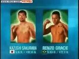 MMA  - Kazushi Sakuraba versus the Gracie Family Highlight - PRIDE FC