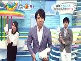 Michelle Smoller, travel TV show host for Nippon TV in Japan