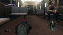 WATCH_DOGS™_Bug en una carrera dentro del tren.
