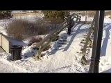 Rabbit Hill Edmonton Snowboarding--FS Skate & Snow--