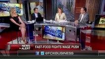 Burger King franchise co-owner on minimum wage
