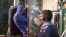 Un italiano sulla stazione orbitante. Intervista esclusiva