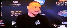 Nate Diaz calls out CM Punk