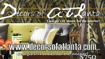 "Interior Designers in Atlanta, Ga...""Decors of Atlanta"""