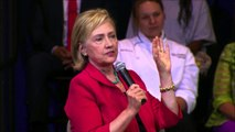 """Hillary Clinton defends Planned Parenthood: Videos """"an attack"""" against abortion rights"""