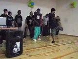 Breakdance Colegio FE y Alegria Guaricano BBoys 2008