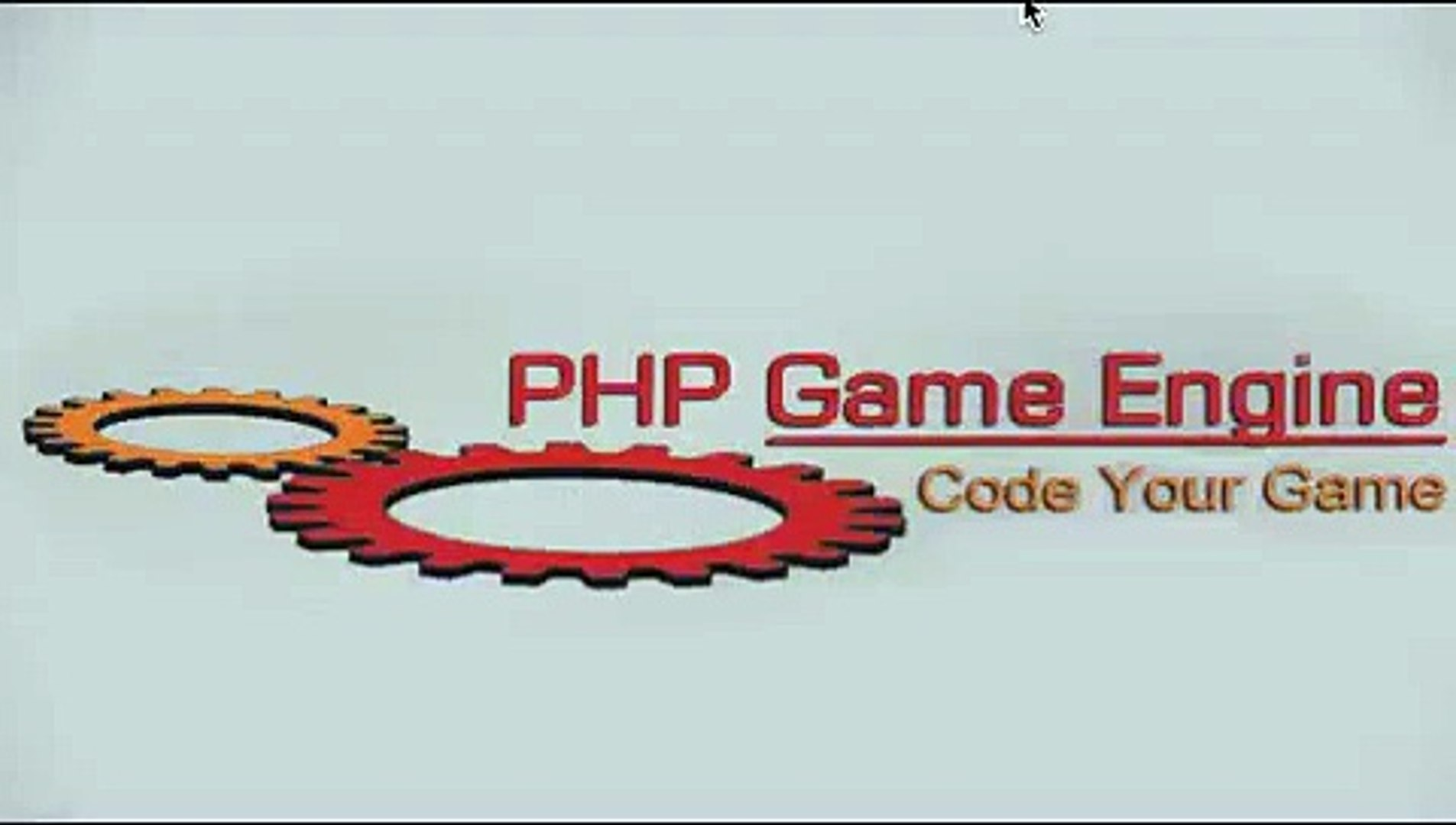 PHP Basic Tutorial - PHP Game Engine