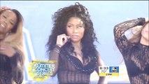 [HD] Nicki Minaj - Feeling Myself (Explicit) - GMA Summer Concert
