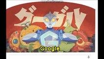 Google Game FUNNY (eiji tsuburaya 114th birthday)