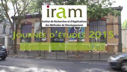 Journée d'Études IRAM du 25 juin 2015 (Bande Annonce)