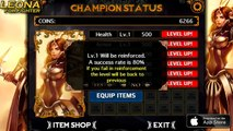 [NEW Releases][FREE GAME] Leona Fighter For League of Legends -PlayReview-