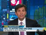 Bill Clinton on Palin  'Resilient,' Like Me, Don't 'Underestimate' Her   George Stephanopoulos' Bottom Line