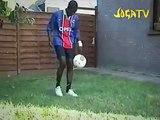 Joga bonito habilidades C.Ronaldo, zlatan ....