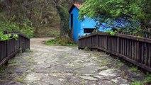 Camping Picos de Europa   Asturias   Spanje 2014