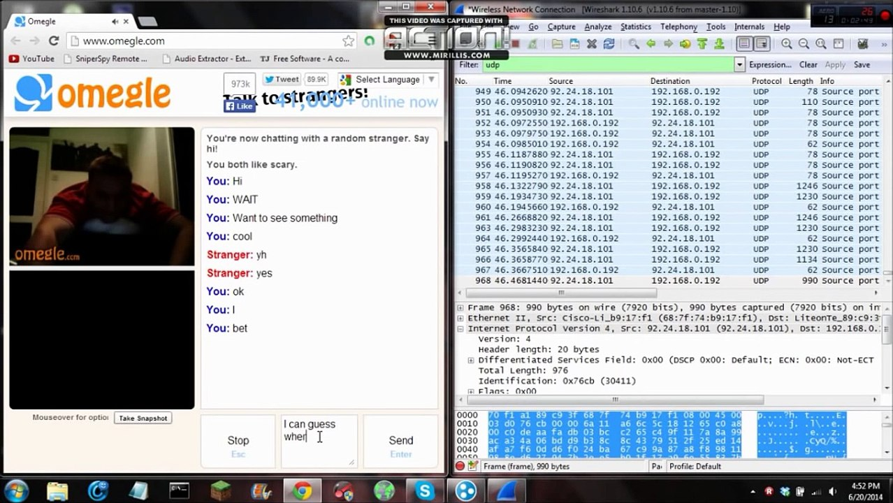 How To Find Ip Address From Omegle - ▷ ▷ PowerMall