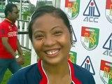 Nepal's Nary Thapa on batting, bowling and battle scars v Singapore, ACC U-19 Women's Championship