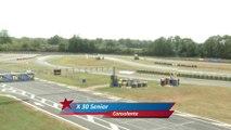Karting stars 2015 consolante X30 Senior