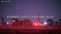 UFO Blink Blink over US Nazi Town