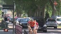 Savoie : Passage du Tour de France à Saint-Jean-de-Maurienne