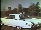 Ford Thunderbird commercial (1961)