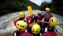Tonic aventure : Rafting sur l'Allier en crue