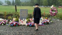 Germanwings : un hommage aux victimes du crash au Vernet