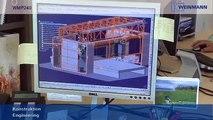 WEINMANN Plattenbearbeitungszentrum WMP / Panel Processing Center WMP