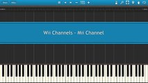 How to Move Wii Channels - video dailymotion
